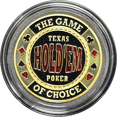 Texas Hold'em Card Protector